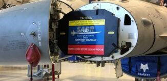 Air National Guard F-16 radar upgrade