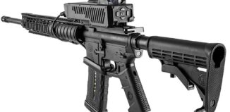 Smart Shooter SMASH 2000 rifle sight