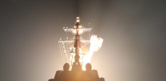 Aegis Ballistic Missile Defense system ICBM test