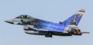 Eurofighter aircraft