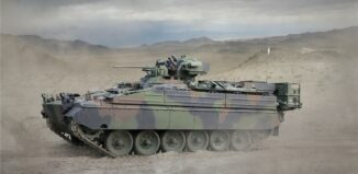 Germany Army infantry fighting vehicle