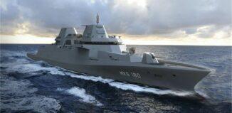 MKS 180 class frigate
