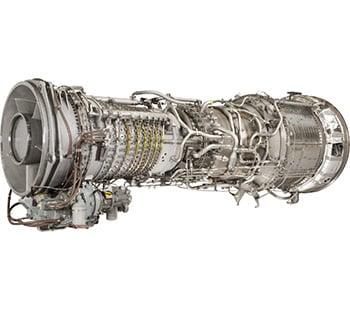 GE_LM2500+G4_Gas Turbine
