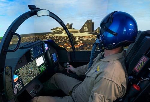T-7A_Red Hawk_Pilot