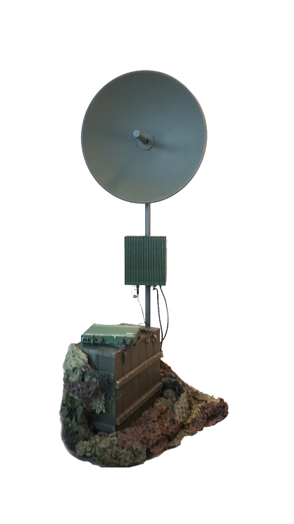 Transbit-R-460A-Radio-Relay-High-Capacity-Line-Of-Sight-HCLOS-radio-comms-system