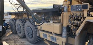 Autonomous Ground Vehicle Refueling System