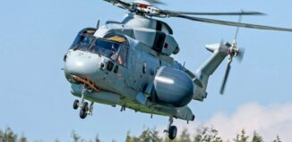 Royal-Navy's-Merlin-Crowsnest-Helicopter