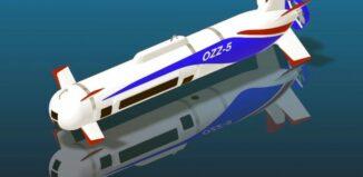 Thales-MHI-OZZ-5-autonomous_mine_countermeasure_system