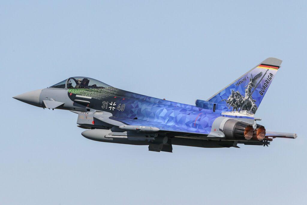 Quadriga Eurofighter Tranche 4