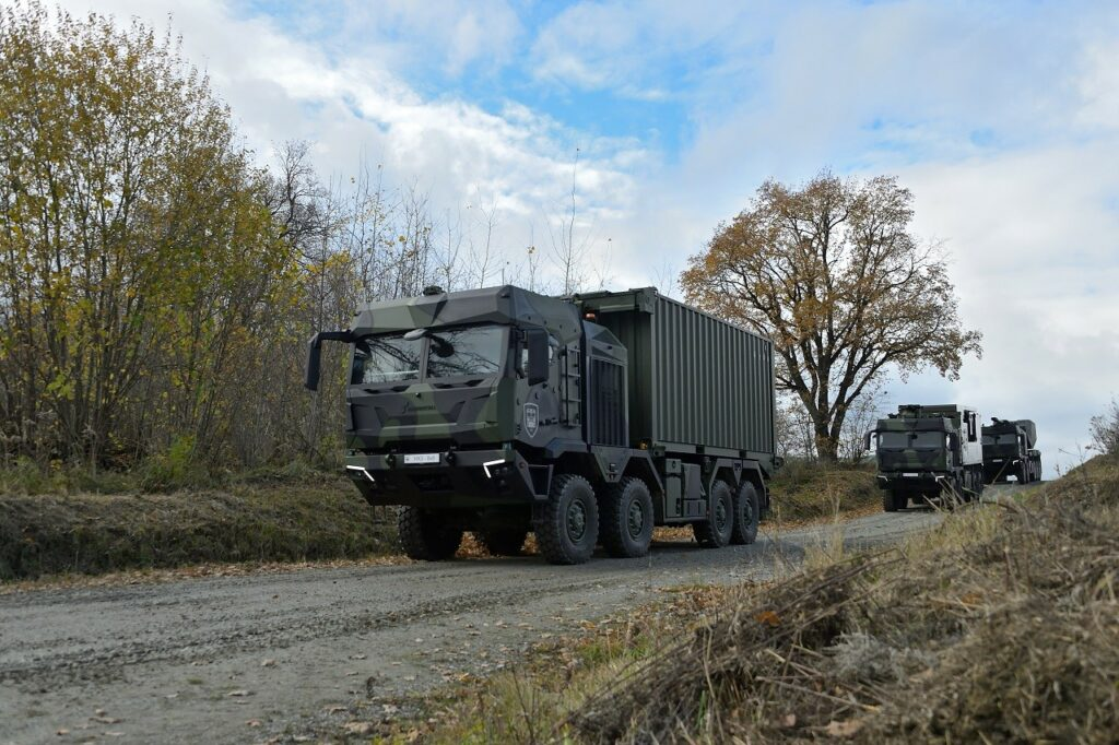 HX3 Truck Platoon
