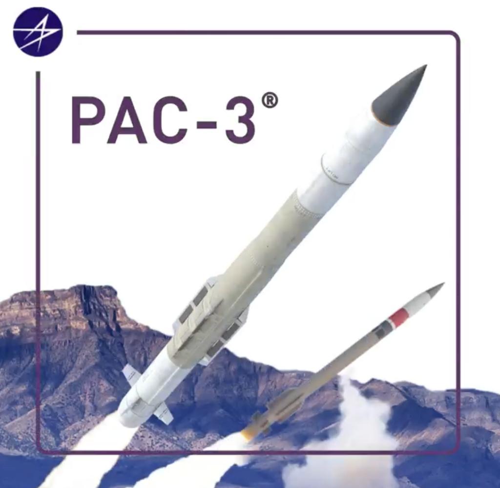 Lockheed Martin PAC-3