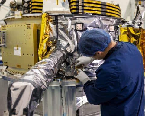 L3Harris Satellite Production Site